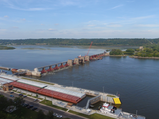 Lock and Dams, Marine Construction, Dam Construction