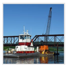 Marine Construction, Bridge Repair, Bridge Construction,