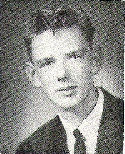 1967 Jim ONeill Yearbook photo