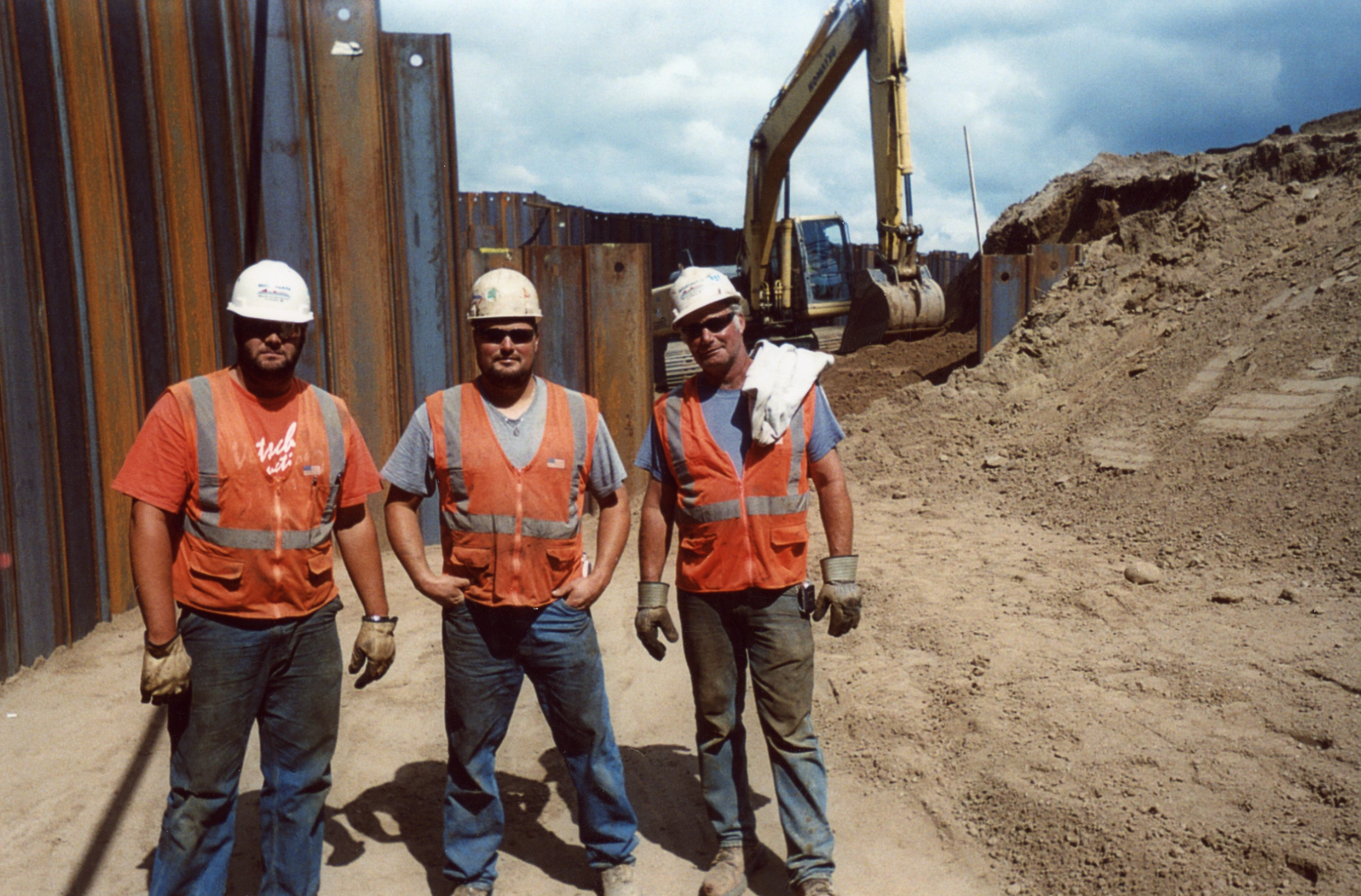 2007 Minnesota Power Boswell Project_Nick Vetch, Eric Von Arx, Gary Dondilinger, Cohasset, MN