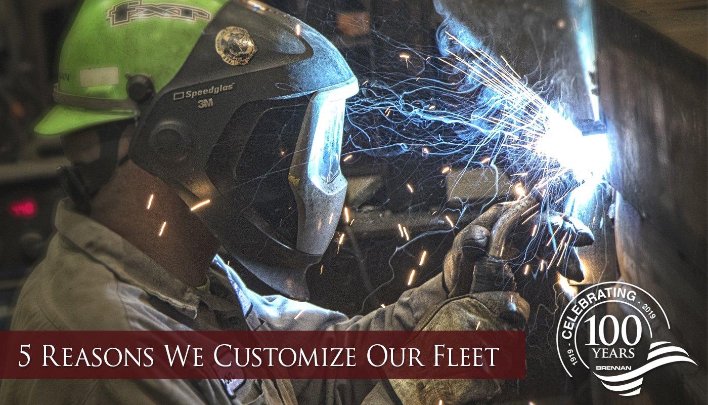 Customize Our Fleet