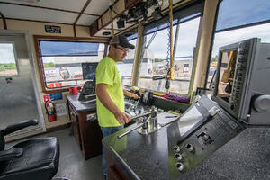 Brennan Marine is a member of the American Waterway Operators (AWO), which serves as the national advocate for the U.S. tugboat, towboat, and barge industry.