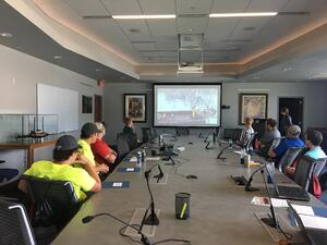 J.F. Brennan employees take pride safety training opportunities.