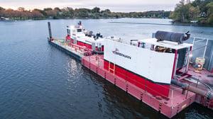 J.F. Brennan dredge fleet