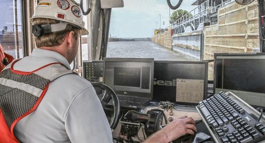 hydrographic survey, multibeam survey, dam surveys, bathymetric survey