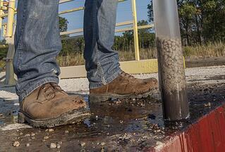 aquagate, organoclay, insitu capping, sand covers, environmental capping, river remediation, environmental remediation