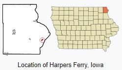 Harpers Ferry Iowa