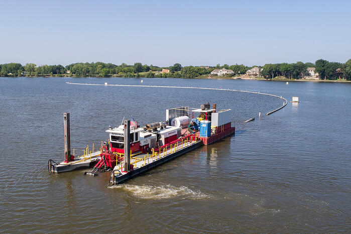 7-cost drivers of a dredging project