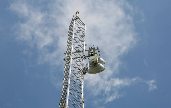 New Cell Tower and Wireless Infrastructure in rural location