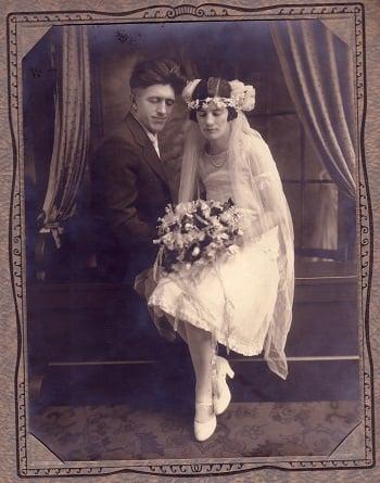 Jim Brennan and Kathryn Mullarkey Brennan