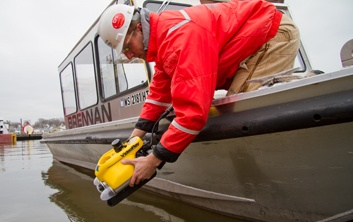 Remotely Operated Vehicle inspections, intake inspections, outfall inspections, pipeline inspections, ROV, underwater inspections