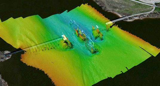 hydrographic surveys, bathymetric surveys, water based surveys, river surveys