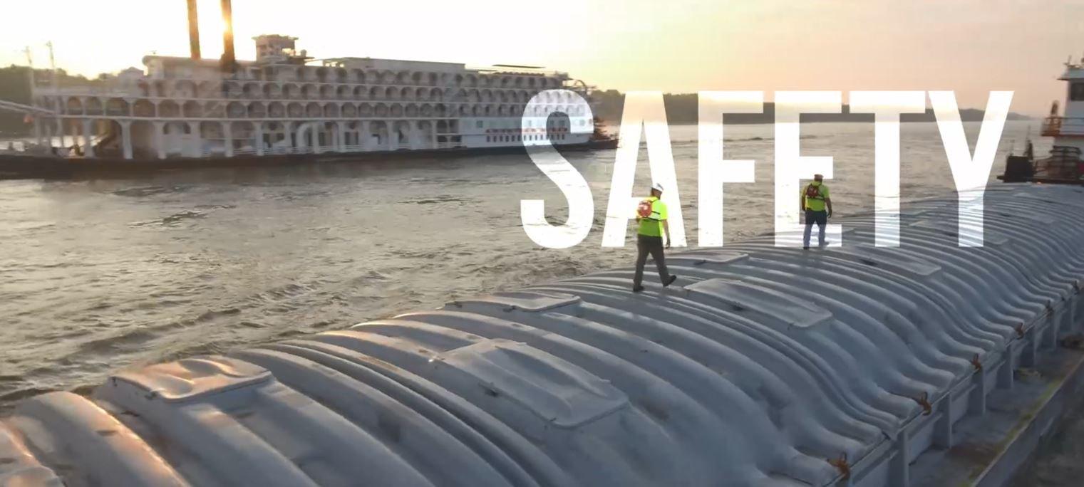 Safety Screenshot from Brennan website