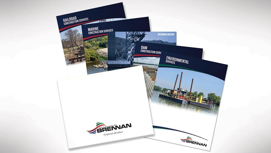 Brennan Capabilities Brochures