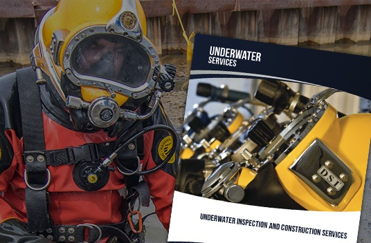 diver services, dive contractor, underwater inspections, underwater inspections