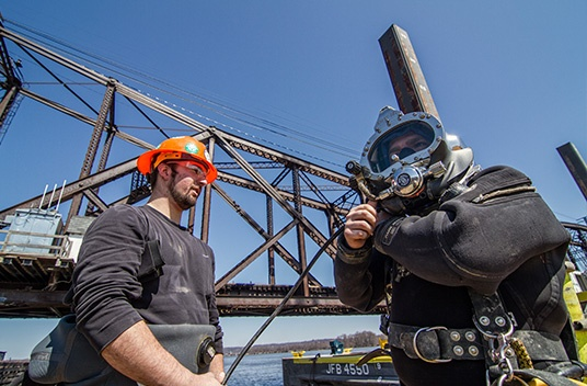 diver career, commercial diving careers