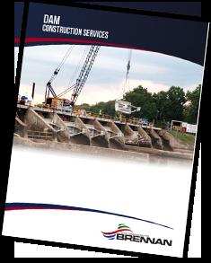 dam construction services, brennan, gate repairs