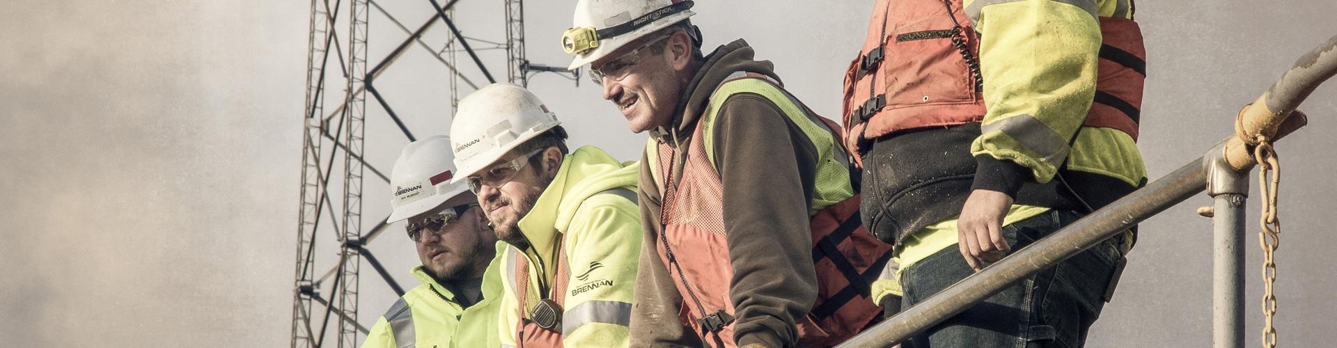 brennan careers, construction careers, environmental careers