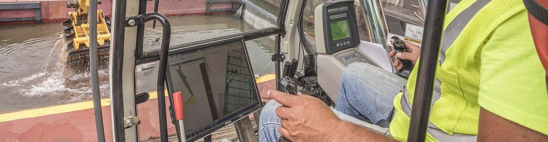 Operator careers, construction careers, dredging careers, environmental careers