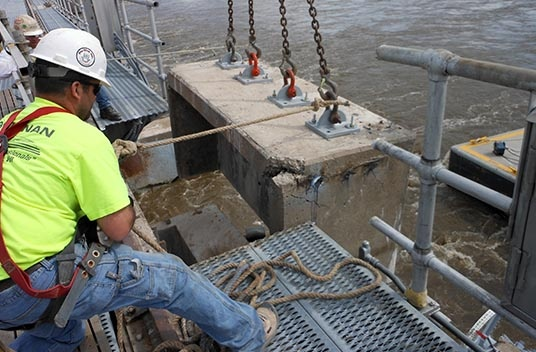 dam construction careers, marine construction careers