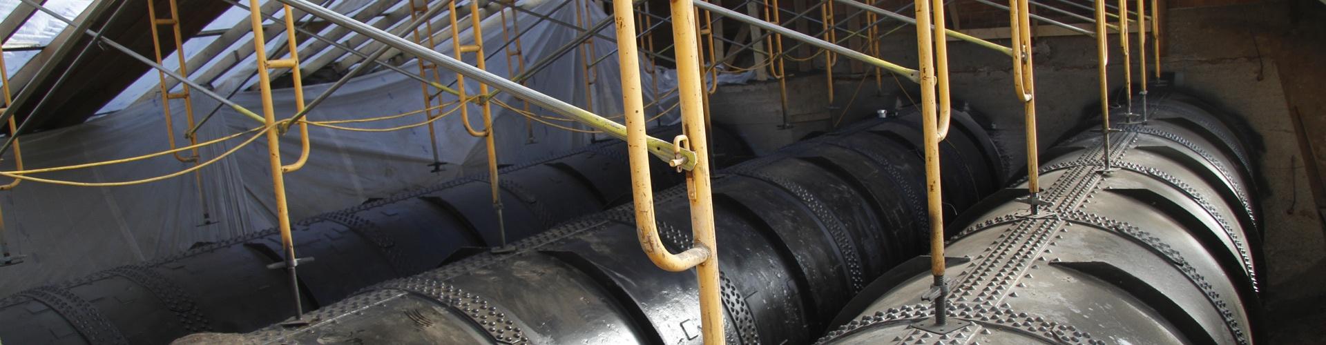 dam construction, penstock replacements, penstock repairs, intake repairs, hydroelectric dams, hydro dams, hydrodam repairs, hydrodam