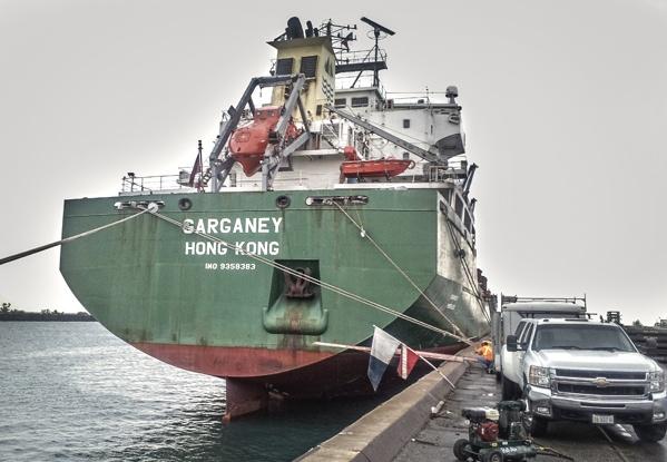 ship husbandry, ship repair, underwater ship repair, dive contractor, dive inspection, salvage diver