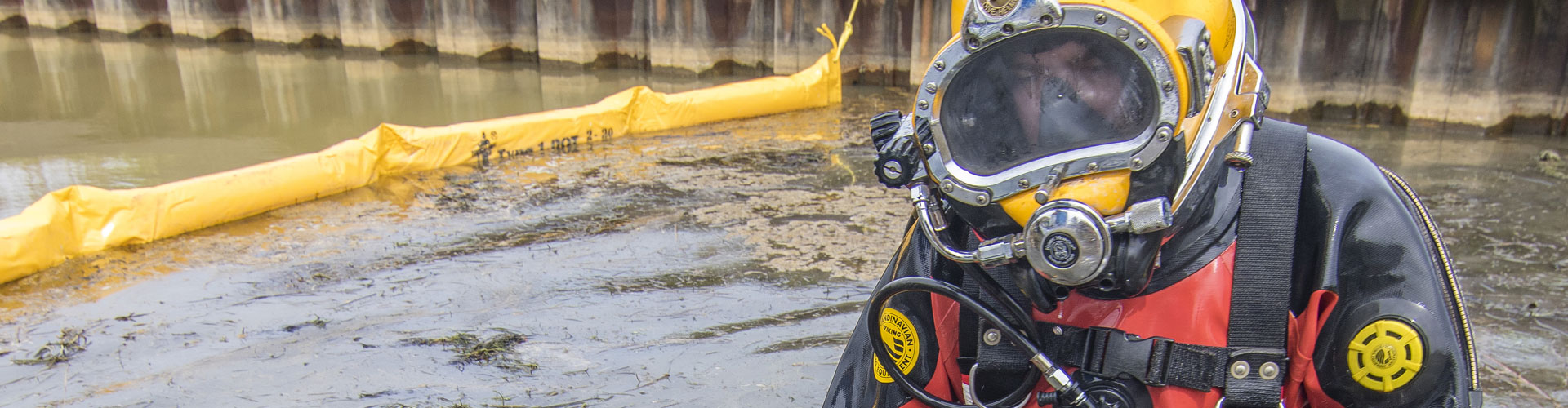 diver assisted micro dredging, environmental dredging, diver dredging, underwater environmental remediations