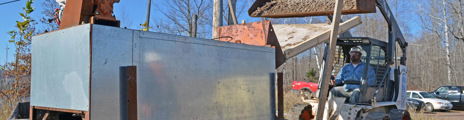 preplaced aggregate concrete, bridge pier repairs, pier repairs, abutment repairs, underwater concrete repairs