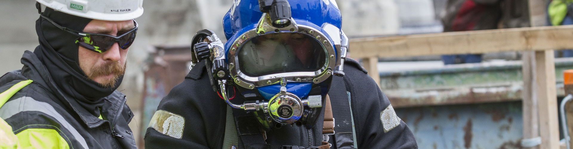 marine construction, dive services, commercial diving, underwater inspections, adci contractors, safe divers, underwater construction