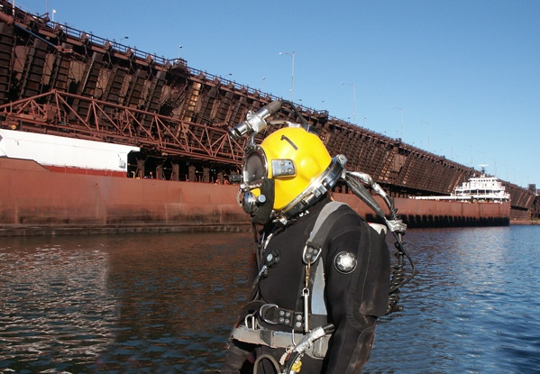 underwater construction, diving, commercial diving, diving contractors, adci divers, certified divers, underwater welding