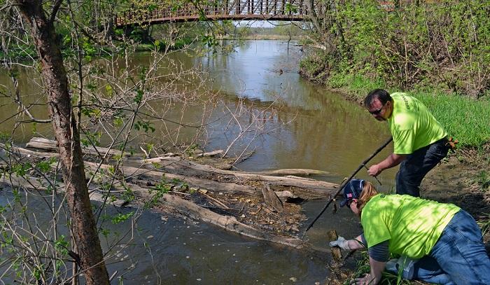 Mississippi River Clean up