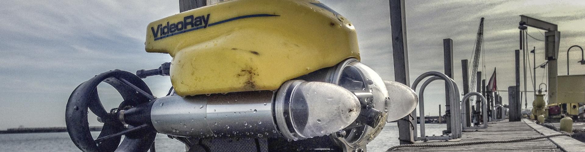 underwater inspections, railroad bridge, railroad bridges, rov units, rov inspections