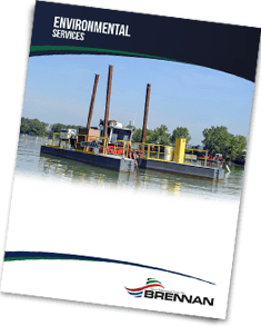 environmental dredging, environmental services, mechanical dredging, hydraulic dredging, remedial dredging, habitat restoration